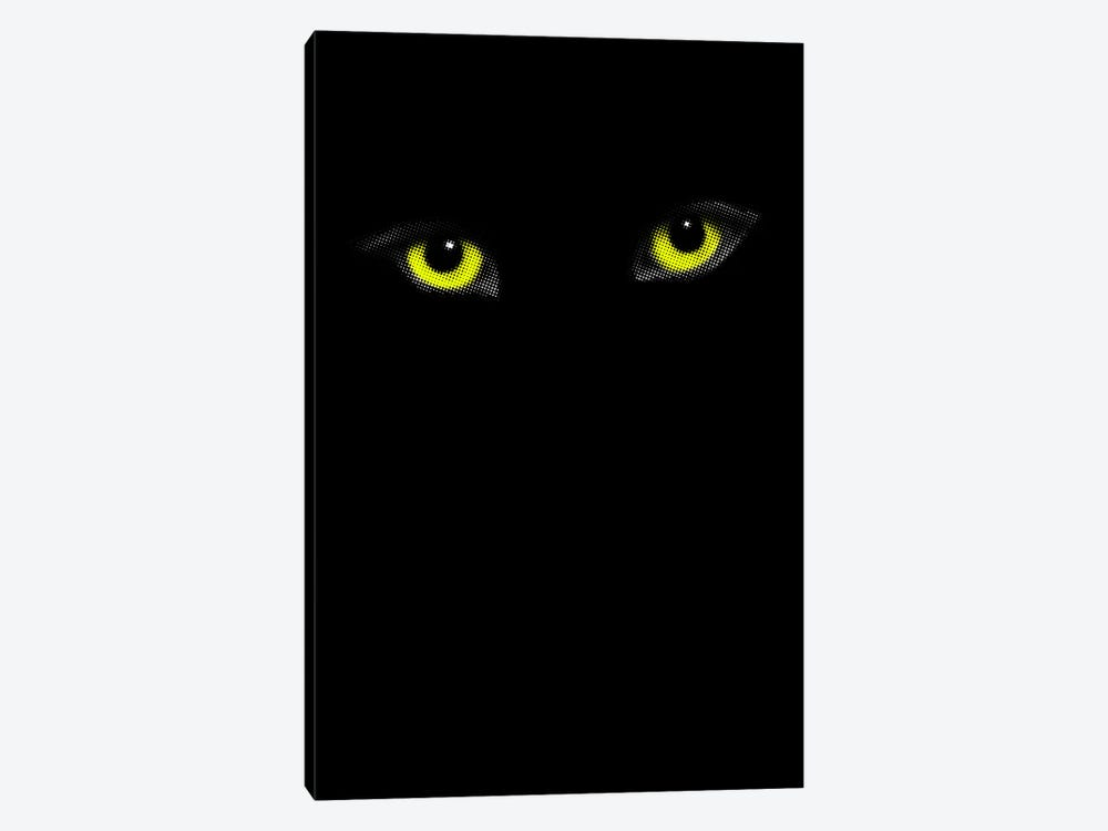 The Face Of The Soul by The Usual Designers 1-piece Canvas Print