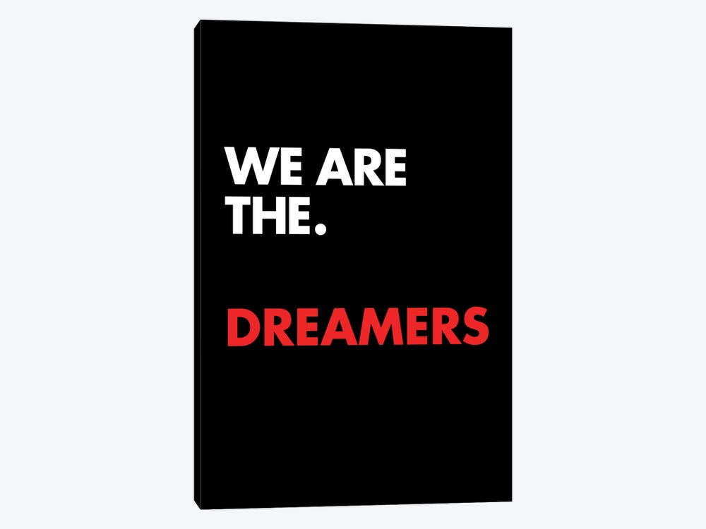 We Are The by The Usual Designers 1-piece Art Print