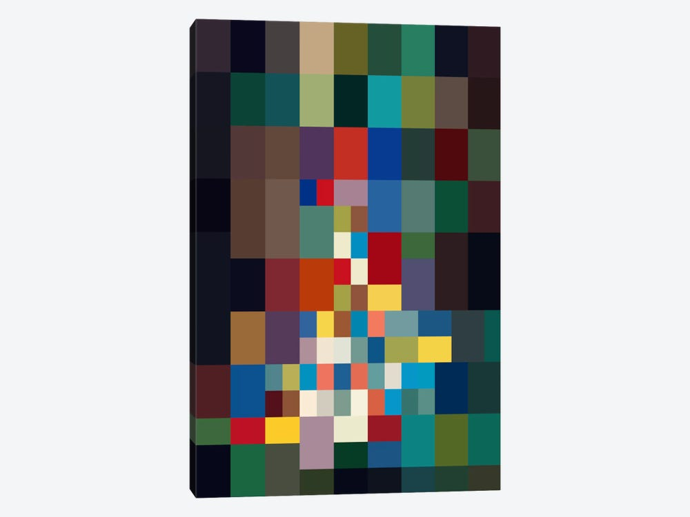 Athwart by The Usual Designers 1-piece Canvas Art Print