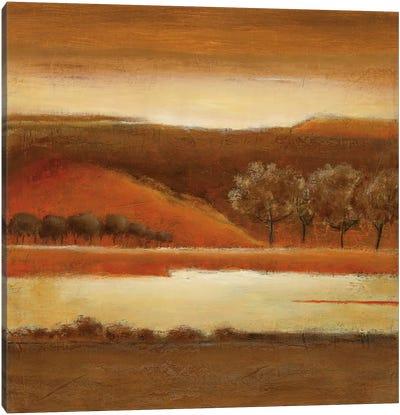 Mountain Valley I Canvas Art Print