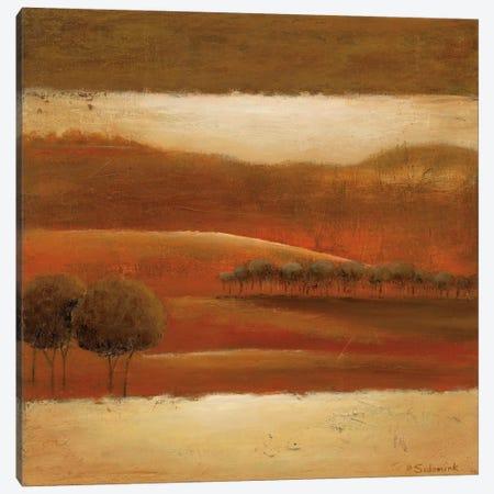 Mountain Valley II Canvas Print #USR3} by Ursula Salemink-Roos Canvas Artwork