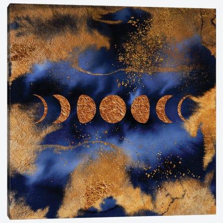Rising Of The Moon Canvas Print #UTA204} by UtArt Canvas Art Print