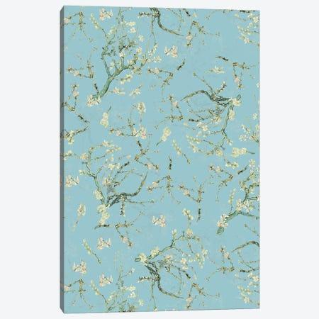 Vintage Van Gogh Cherry Blossoms Garden Canvas Print #UTA232} by UtArt Canvas Art Print