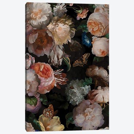 Dutch Antique Flowers Ii Canvas Print #UTA267} by UtArt Canvas Print