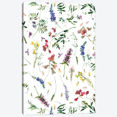 Midsummer Meadow Canvas Print #UTA269} by UtArt Canvas Art