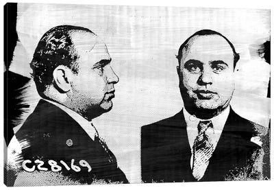 Capone Impression #2 Canvas Art Print
