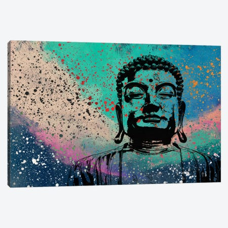 Buddha Impressions #2 Canvas Print #UVP17b} by Unknown Artist Canvas Art