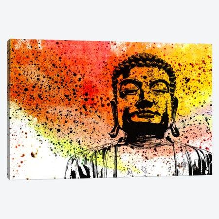 Buddha Impressions #5 Canvas Print #UVP17e} by Unknown Artist Canvas Print