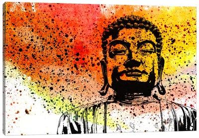 Buddha Impressions #5 Canvas Art Print