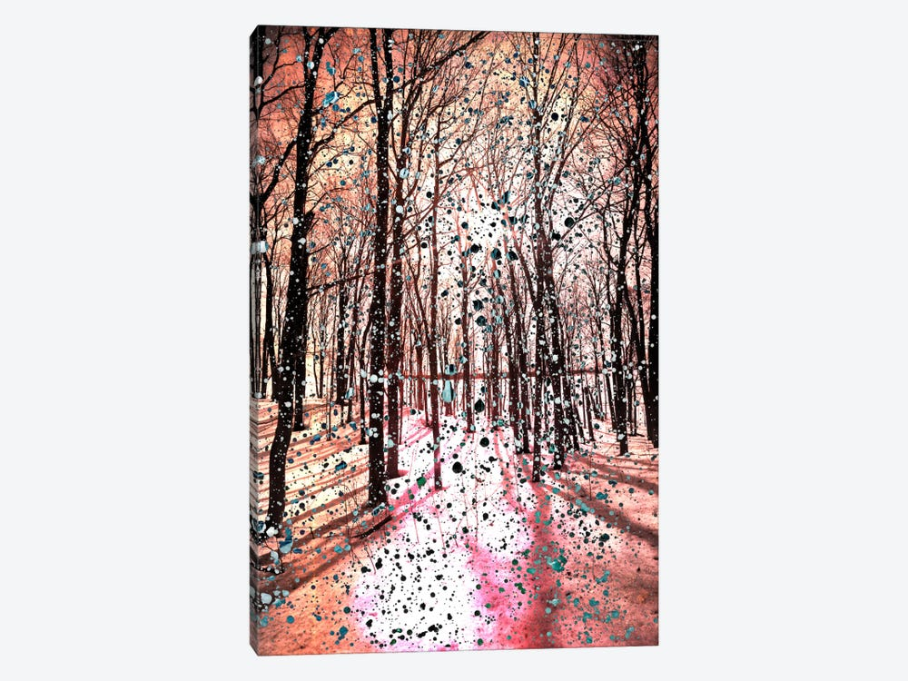 Birches Impression by iCanvas 1-piece Canvas Artwork