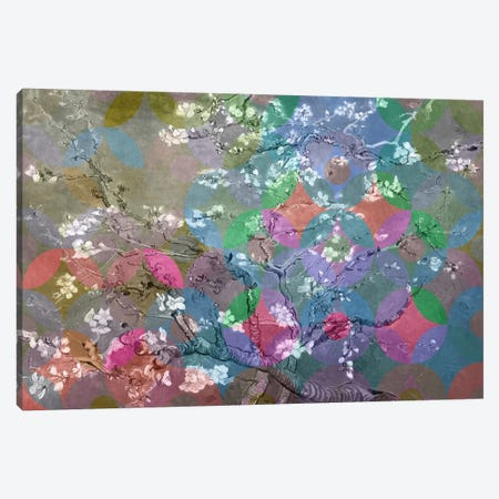 Blossom Designs #2 Canvas Print #UVP34a} by iCanvas Canvas Art Print