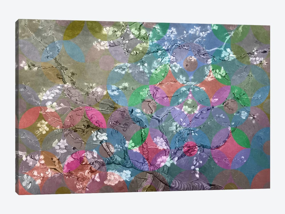 Blossom Designs #2 by iCanvas 1-piece Canvas Print