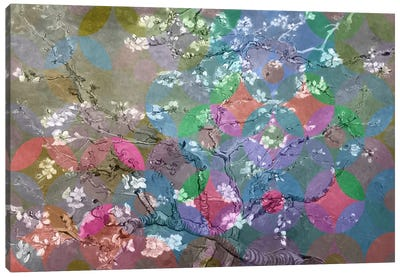 Blossom Designs #2 Canvas Art Print