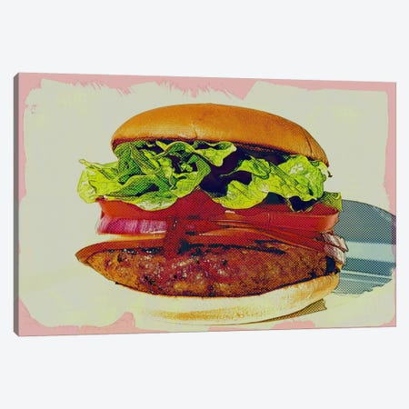 Big Tasty Canvas Print #UVP56} by Unknown Artist Canvas Artwork