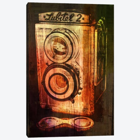 Lubitel Number #2 Canvas Print #UVP67} by Unknown Artist Art Print