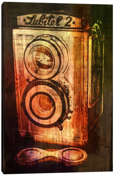 Lubitel Number #2 Canvas Art Print