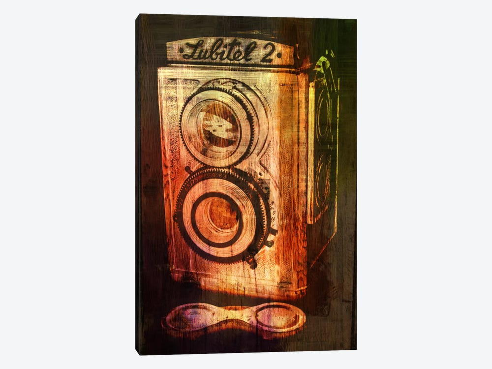 Lubitel Number #2 by iCanvas 1-piece Canvas Print