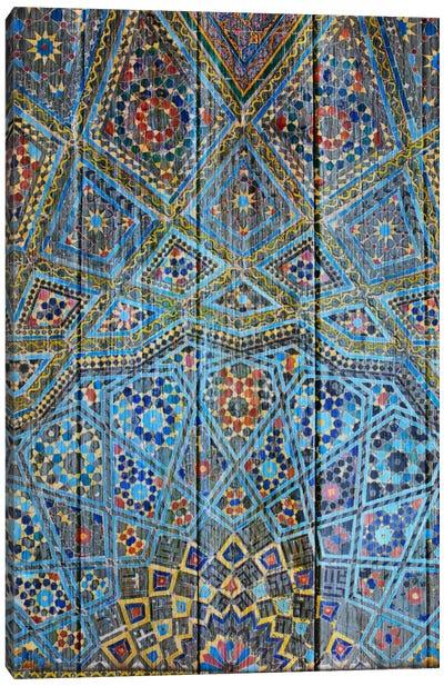 Mosiac Canvas Art Print