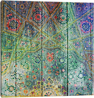 Mosaic #2 Canvas Art Print