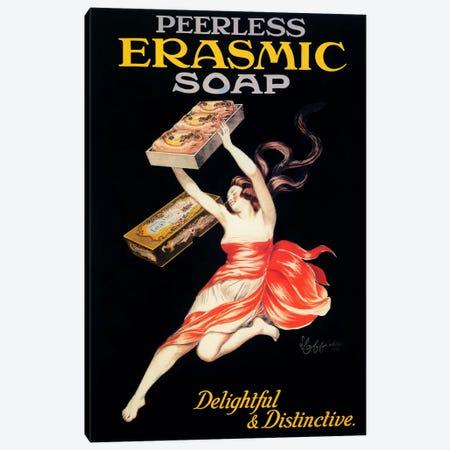 Erasmic Canvas Print #VAC1010} by Vintage Apple Collection Canvas Artwork