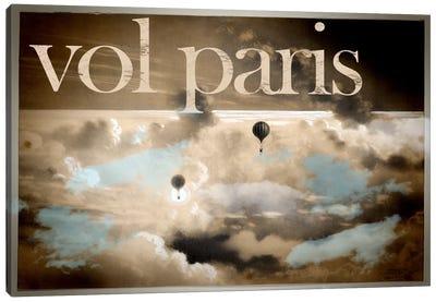Vol Paris Canvas Print #VAC133