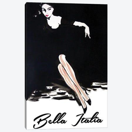 Bella Italia Canvas Print #VAC1391} by Vintage Apple Collection Canvas Art Print