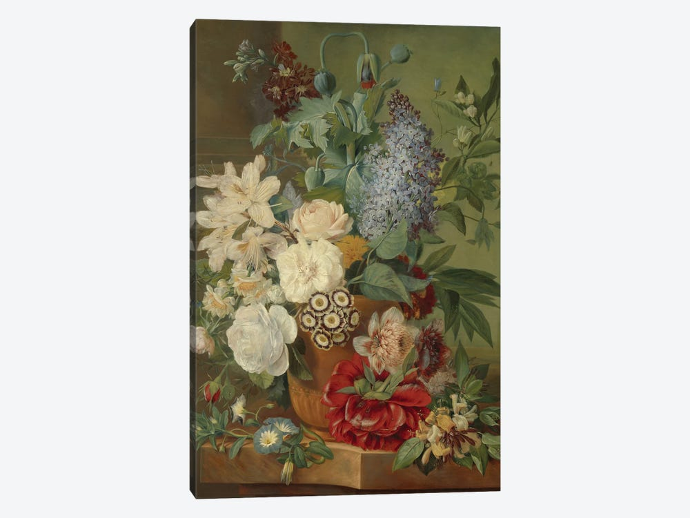 Bouquet by Vintage Apple Collection 1-piece Canvas Art Print