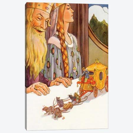 Fairy Tale XIX Canvas Print #VAC1571} by Vintage Apple Collection Canvas Art Print