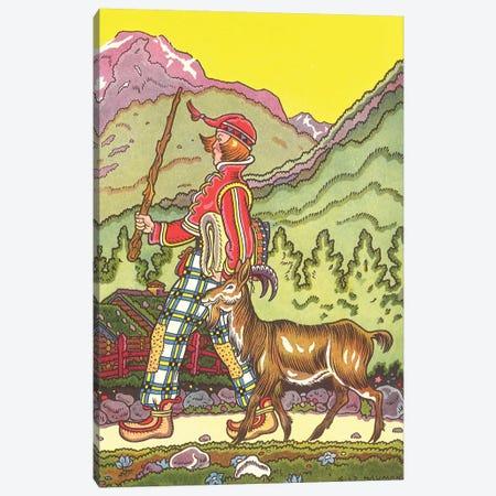 Fairy Tale XXVII Canvas Print #VAC1580} by Vintage Apple Collection Canvas Artwork