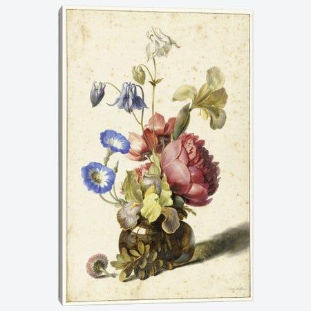 Flowers VI Canvas Print #VAC1599} by Vintage Apple Collection Canvas Art Print