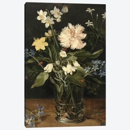 Flowers XVI Canvas Print #VAC1609} by Vintage Apple Collection Canvas Print