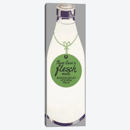 Fresh Milk Canvas Print #VAC1628} by Vintage Apple Collection Canvas Print