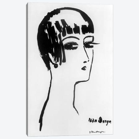Nan Donya Canvas Print #VAC1852} by Vintage Apple Collection Canvas Art