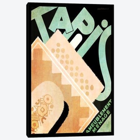 Tapis Canvas Print #VAC2046} by Vintage Apple Collection Canvas Art