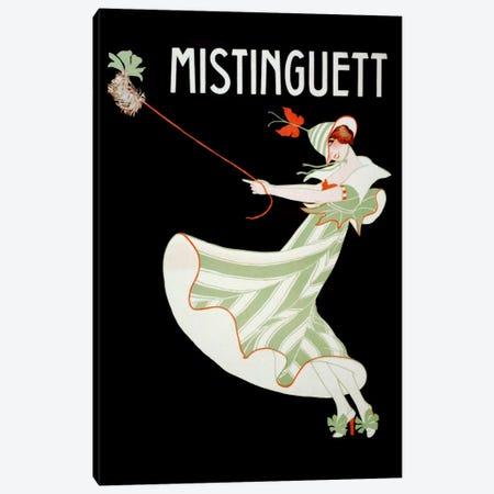 Mistinguett I Canvas Print #VAC255} by Vintage Apple Collection Canvas Print