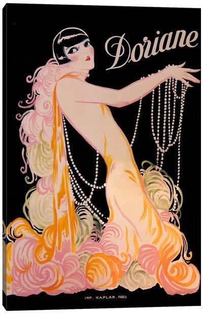 Doriane Canvas Print #VAC432