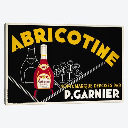 Abricotine Canvas Print #VAC47} by Vintage Apple Collection Canvas Wall Art