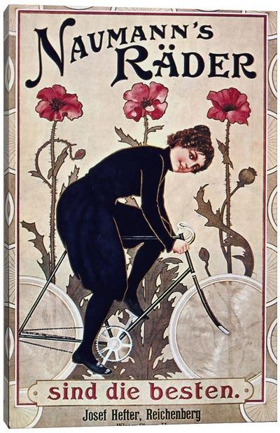 Bike XL Canvas Print #VAC559