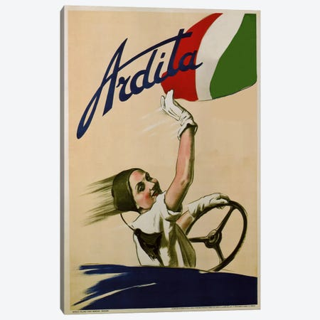 Ardita Canvas Print #VAC583} by Vintage Apple Collection Canvas Art