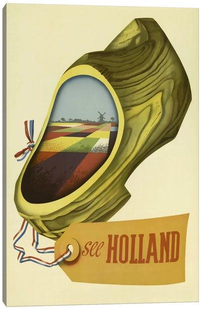 Holland Canvas Print #VAC627
