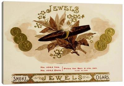 Jewels Canvas Print #VAC636