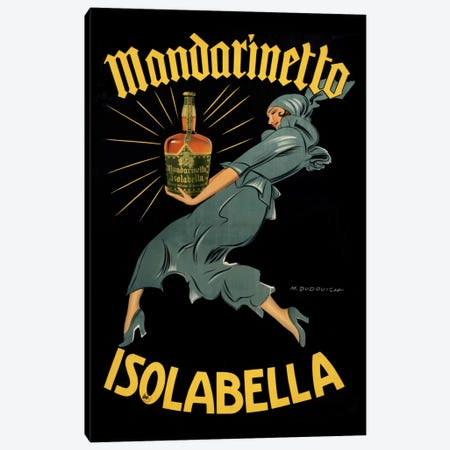 Mandarinetto Canvas Print #VAC656} by Vintage Apple Collection Art Print