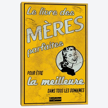 Meres Canvas Print #VAC658} by Vintage Apple Collection Canvas Artwork