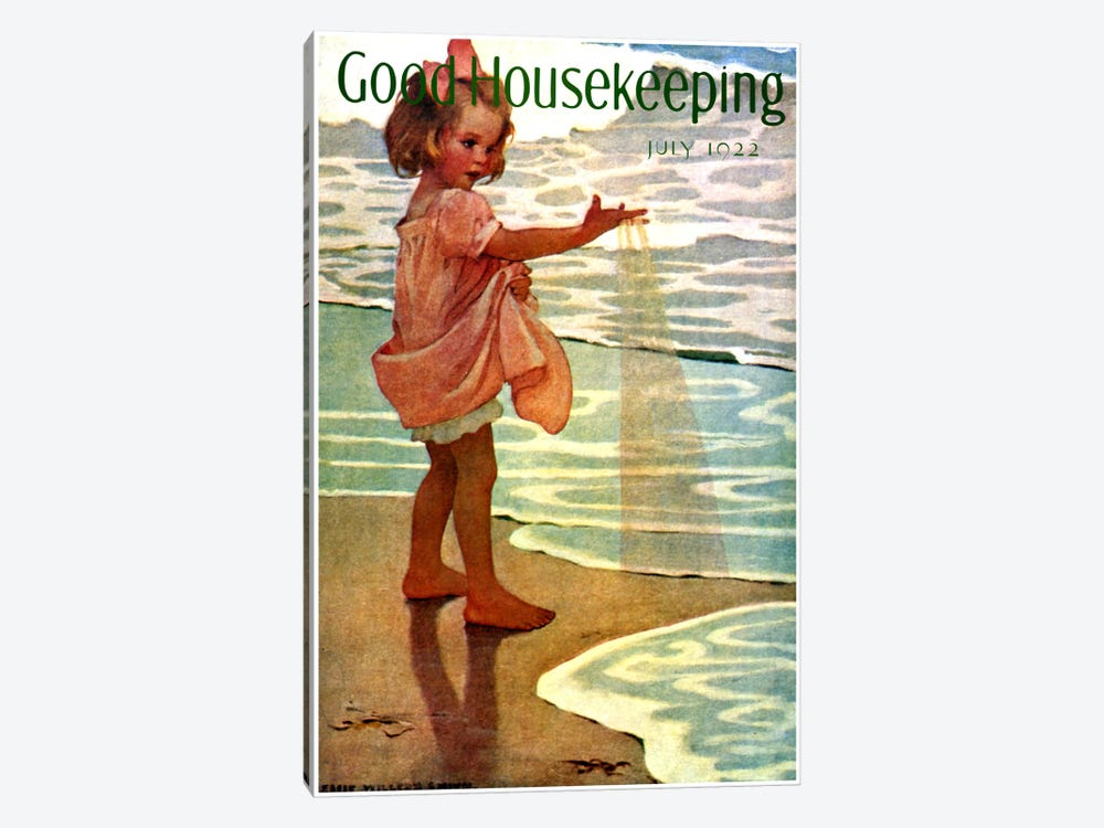 Good Housekeeping II by Vintage Apple Collection 1-piece Canvas Art