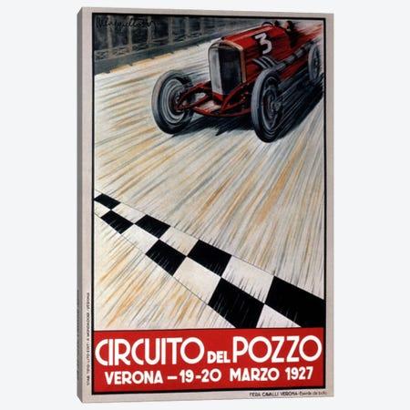 Circuit del Pozzo Italy Canvas Print #VAC802} by Vintage Apple Collection Canvas Art Print