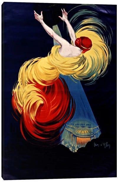 Danse Moscou Canvas Print #VAC805
