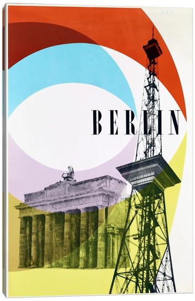 Berlin Canvas Print #VAC825