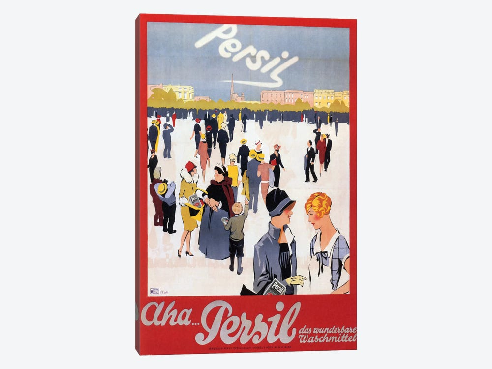 Persil 1-piece Canvas Art