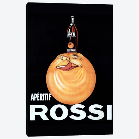 Rossi Canvas Print #VAC942} by Vintage Apple Collection Canvas Art