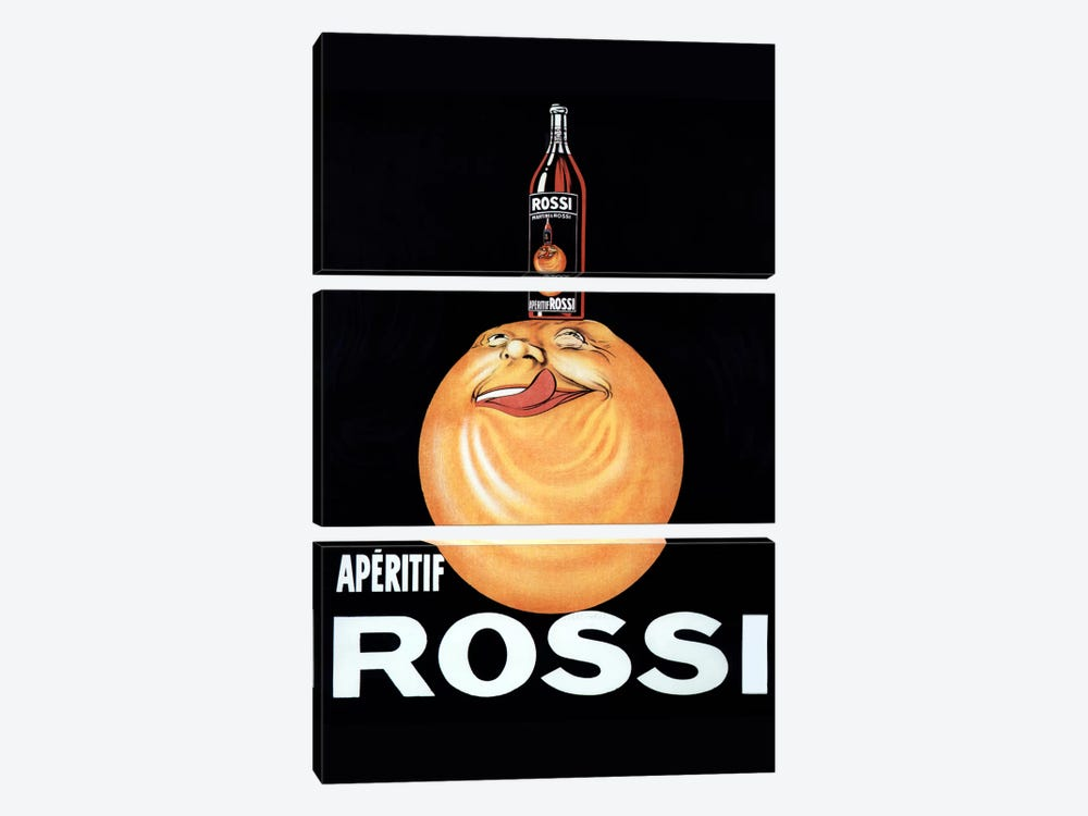 Rossi by Vintage Apple Collection 3-piece Canvas Artwork